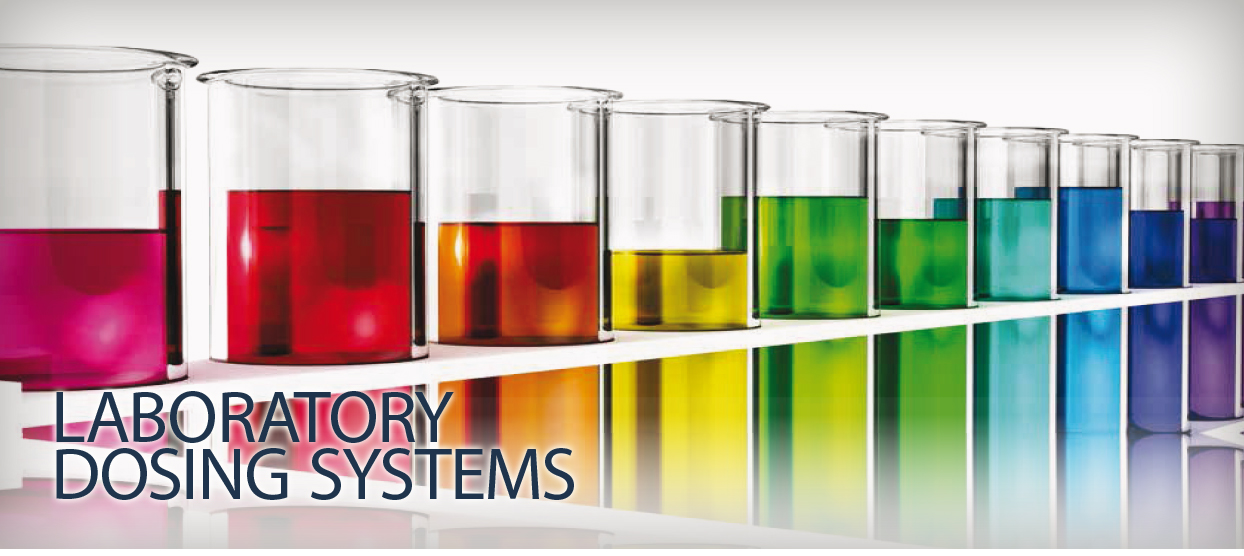 Laboratory dosing systems