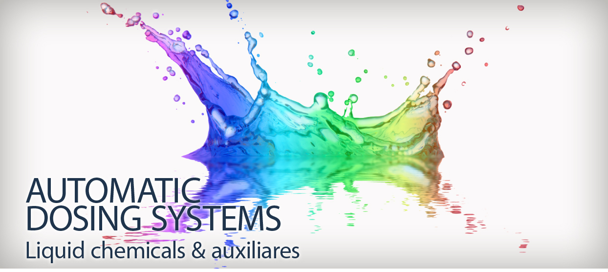 STORAGE SYSTEM LIQUID CHEMICALS & AUXILIARES